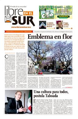 Libre en el sur - edición Marzo 2018
