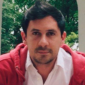 Rodrigo Cordera Thacker