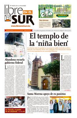 Libre en el sur - edición Abril 2018