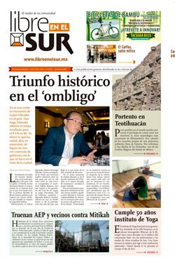 Libre en el sur - edición Agosto 2018