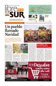 Libre en el sur - edición Diciembre 2018