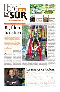 Libre en el sur - edición Febrero 2018