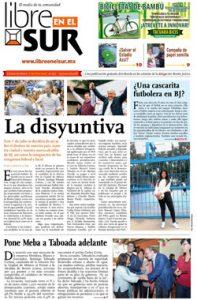 Libre en el sur - edición Julio 2018
