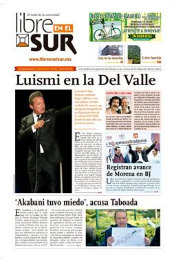 Libre en el sur - edición Junio 2018