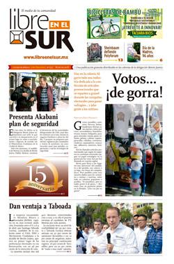 Libre en el sur - edición Mayo 2018