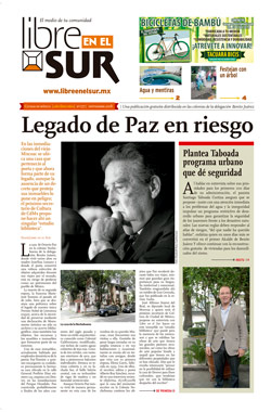 Libre en el sur - edición Septiembre 2018