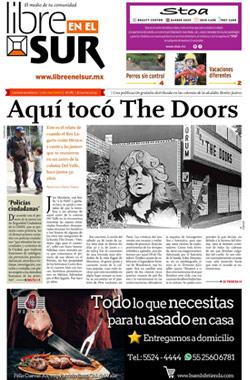 Libre en el sur - edición Julio 2019