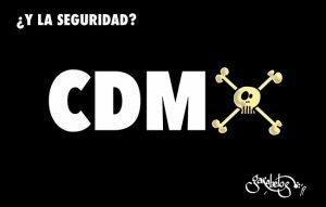 ¿Y la seguridad? CMDX