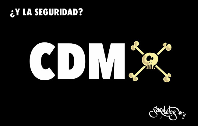 ¿Y seguridad? CMDX