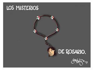 Garabetos / Los misterios de Rosario
