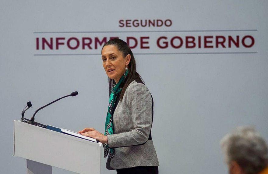 Segundo Informe de Gobierno Claudia Sheinbaum